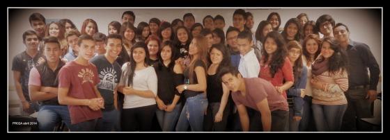 Grupo PR02A abril 2014